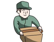 人材派遣 株式会社セレクト |梱包・出荷・配送 | 配送スタッフ